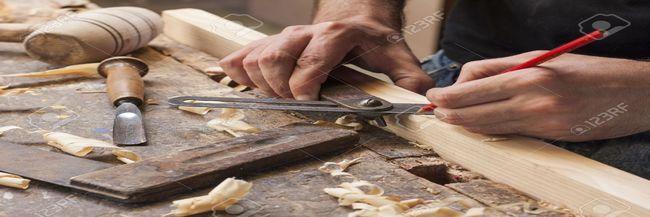 Il banco pialla del falegname