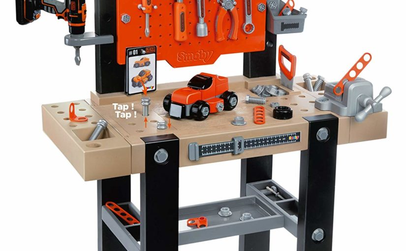 Black And Decker Smoby Centro